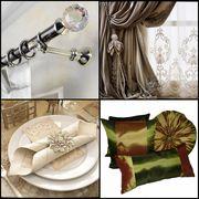 Шторы и декоративный текстиль
